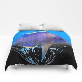 Fish of the Earth Comforters