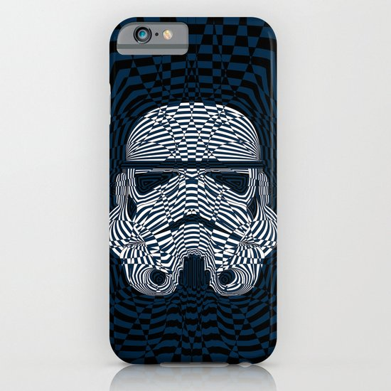 Storm and radiation iPhone & iPod Case