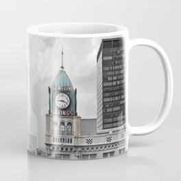 The Gem City Clock 1977 Coffee Mug
