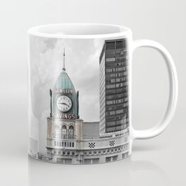 The Gem City Clock 1977 Coffee Mug