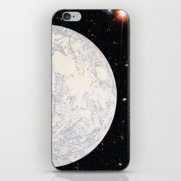 Moon machinations iPhone Skin