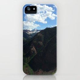 Aspen Snowmass iPhone Case