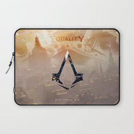 Jacob and Evie Frye, Master Assassins of Industrial London Laptop Sleeve