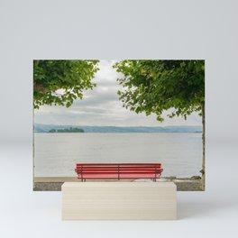 Front Row Seats 2 Mini Art Print