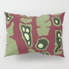 Pitcher Plant Pattern 2 Pillow Sham