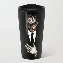 Beijing Oprea face mask Travel Mug