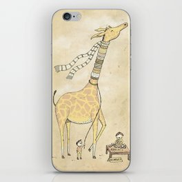 Good day for business iPhone Skin