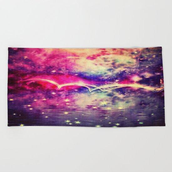art-387 Beach Towel