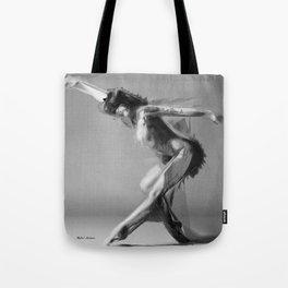 Dance Move Tote Bag