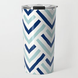 Barbados blue Travel Mug