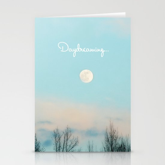 Daydreaming... Stationery Cards