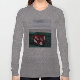 red sharks Long Sleeve T-shirt