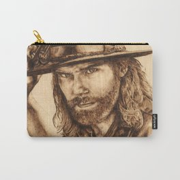 Hell on Wheels Inspired, Mr. Bohannon Carry-All Pouch