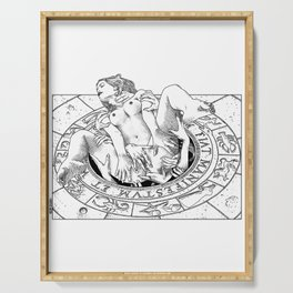 asc 487 - L'invocation (The summoning) Serving Tray