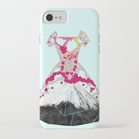 blossom iPhone & iPod Cases featuring BLOSSOM by Ceren Kilic