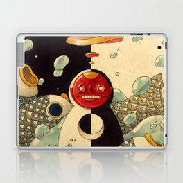 The Future Laptop & iPad Skin