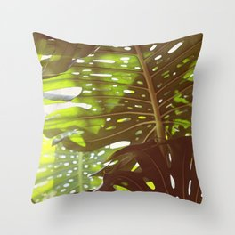 Let Light In Throw Pillow