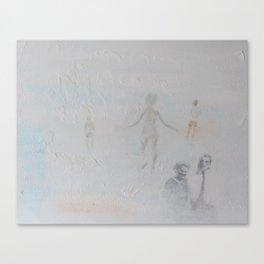 My little ghosts II Canvas Print