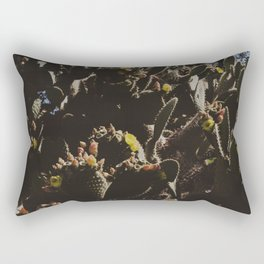 Prickly pals VII Rectangular Pillow