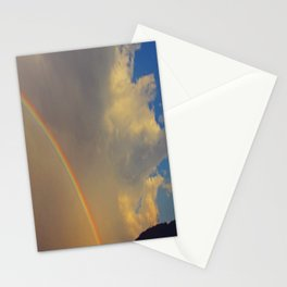 .over the rainbow. Stationery Cards