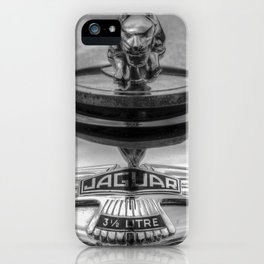 The Jaguar Car iPhone Case