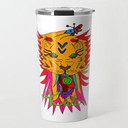 wizard lion Travel Mug