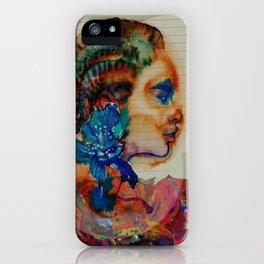 Homage to Schiaparelli couture iPhone Case
