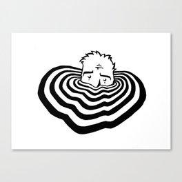 Ripples #2 Canvas Print