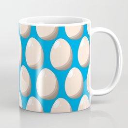Egg Pattern Coffee Mug