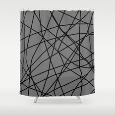 paucina v.2 Shower Curtain