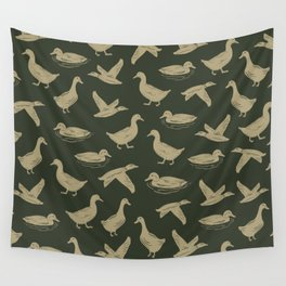 FUCK-TON OF DUCKS Wall Tapestry