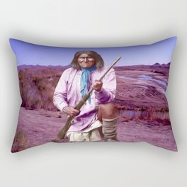 Geronimo Rectangular Pillow