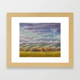 No. 3, Kaibab Plateau Framed Art Print