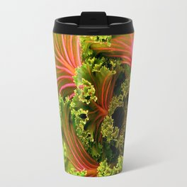 When purple turns green Travel Mug