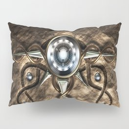 reactor root Pillow Sham