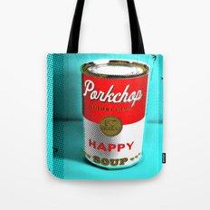 CONDENSED HAPPY Tote Bag