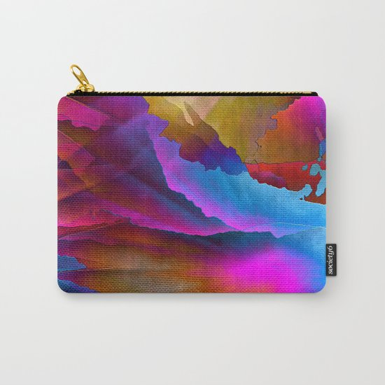 Fantasy Lights Carry-All Pouch