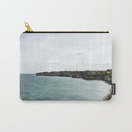 Cliffs of Normandy Carry-All Pouch