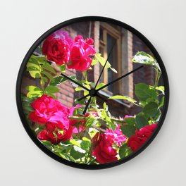 Tale As Old As Time Wall Clock