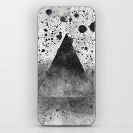Triangle Composition III iPhone Skin