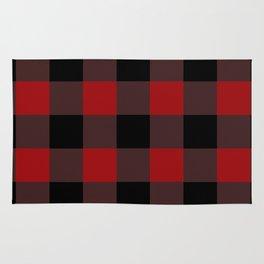 Red Buffalo Plaid Rug