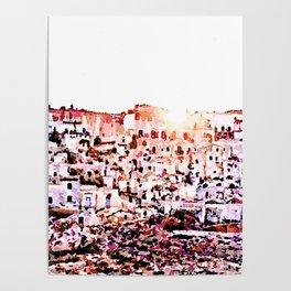 Sassi di Matera Poster