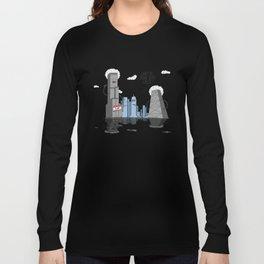 Whatchu' talkin bout willis Long Sleeve T-shirt