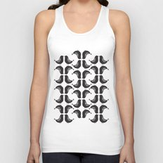 Aztec Birds Unisex Tank Top