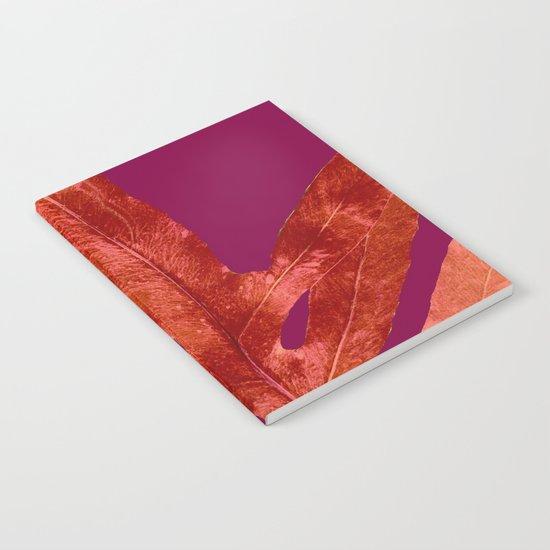 Red Wine Winter Nights, Romance Notebook