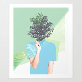 Ohh Summer Art Print
