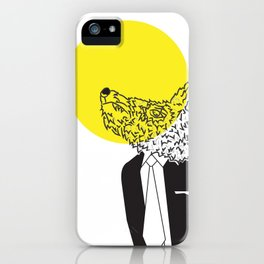 Wolf in Men's Clothing 2 iPhone Case