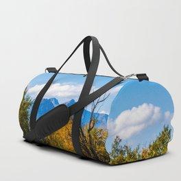 Autumn in Kamchatka Duffle Bag