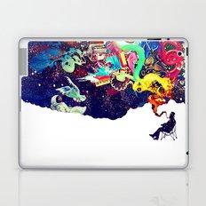 Creative Brain Laptop & iPad Skin