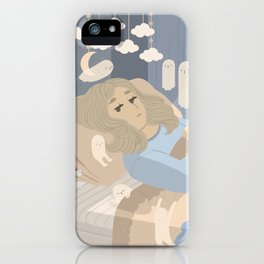 my little monsters iPhone Case
